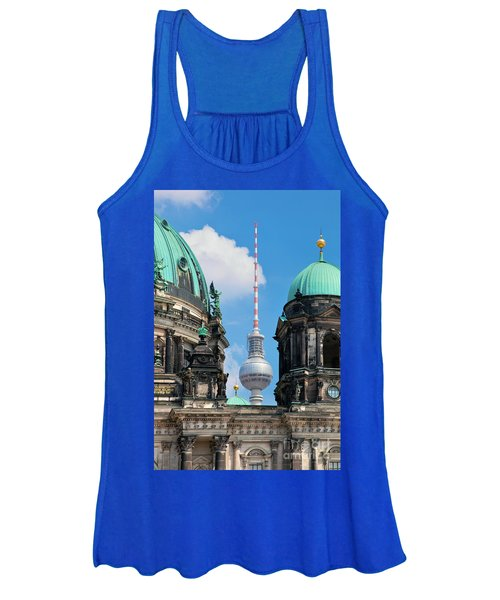 Berlin Catherdral Women's Tank Top