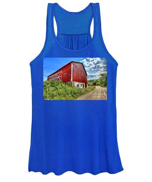 Big Red Barn Women's Tank Top