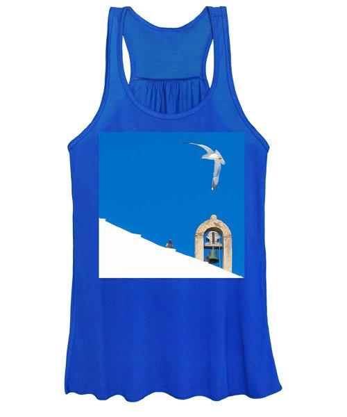 Blue Gull Women's Tank Top