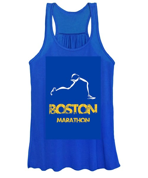 Boston Marathon2 Women's Tank Top