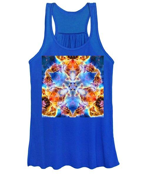 Carina Nebula Vi Women's Tank Top