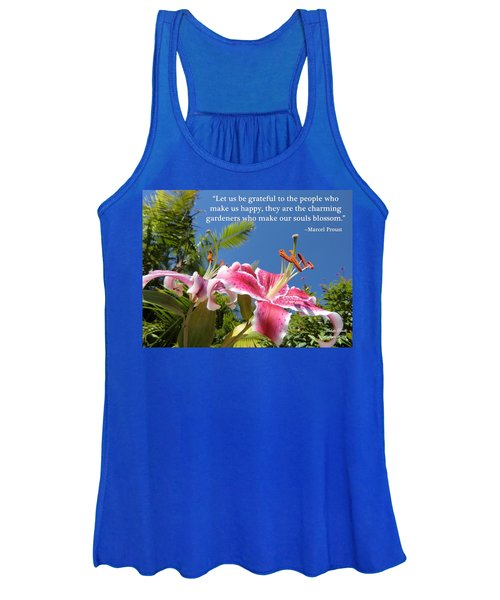 Choose Your Quote Choose Your Picture 17 Women's Tank Top