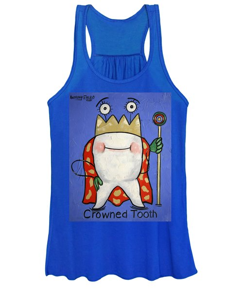 Crowned Tooth Women's Tank Top