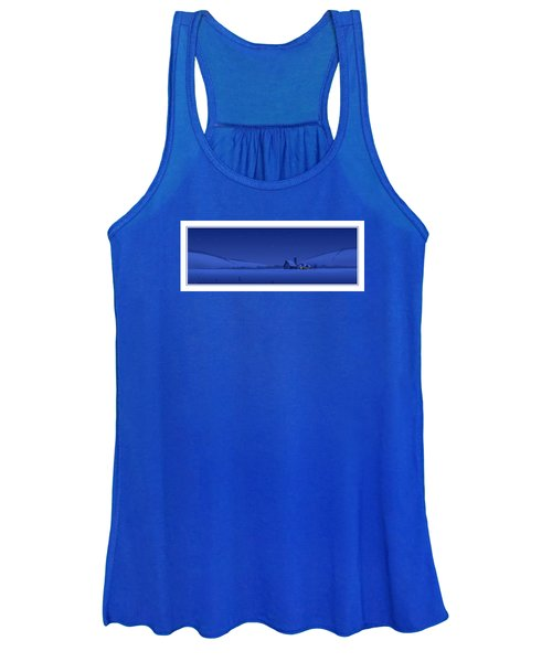Evening Shade Women's Tank Top