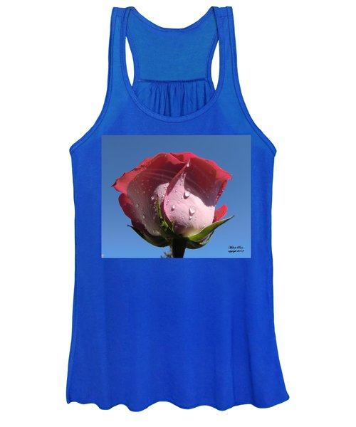 Excellence Centered  Women's Tank Top