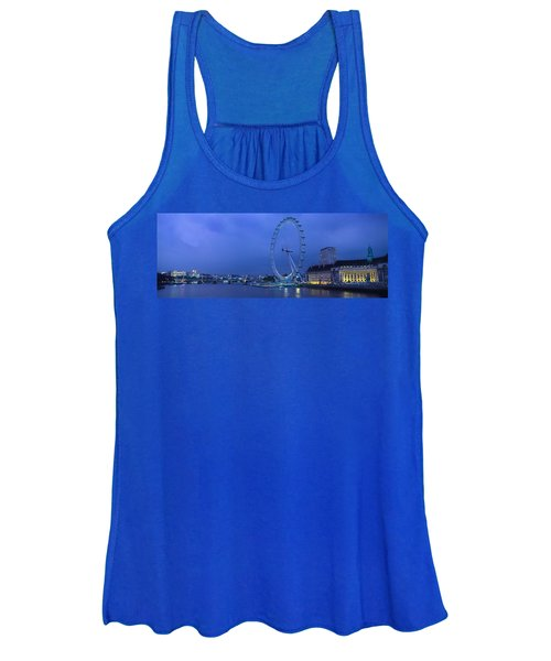 Ferris Wheel At The Waterfront Women's Tank Top