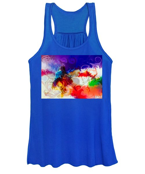 Fly With Me Women's Tank Top