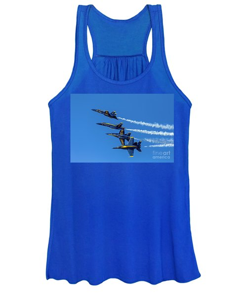 Flying Formation Women's Tank Top
