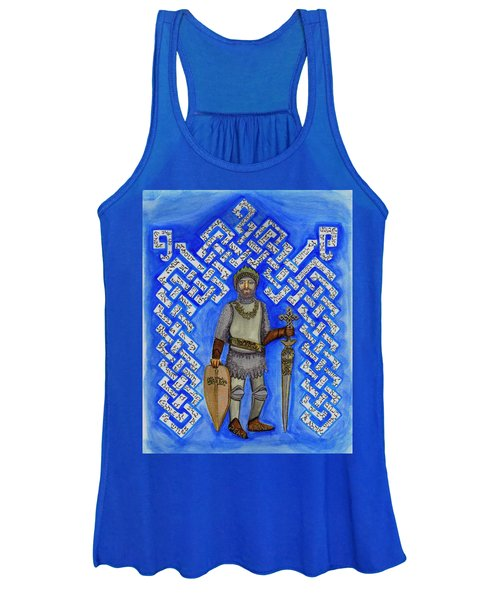 Full Armor Of Yhwh Man Women's Tank Top