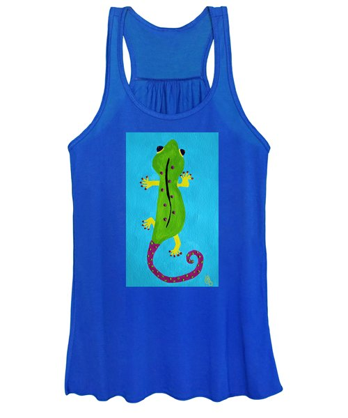 Gecko Gecko Women's Tank Top
