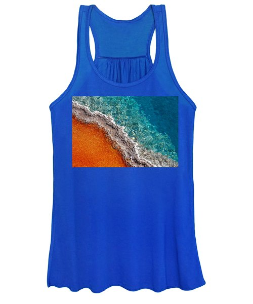 Geothermic Layers Women's Tank Top