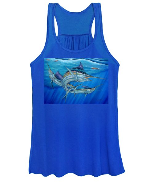 Grand Slam And Lure. Women's Tank Top
