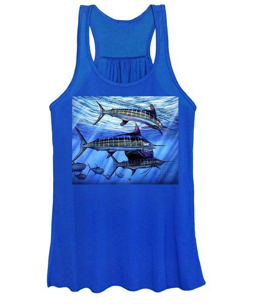 Grand Slam Lure And Tuna Women's Tank Top