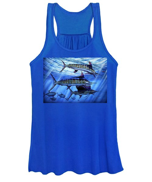 Grand Slam Lure And Tuna Women's Tank Top