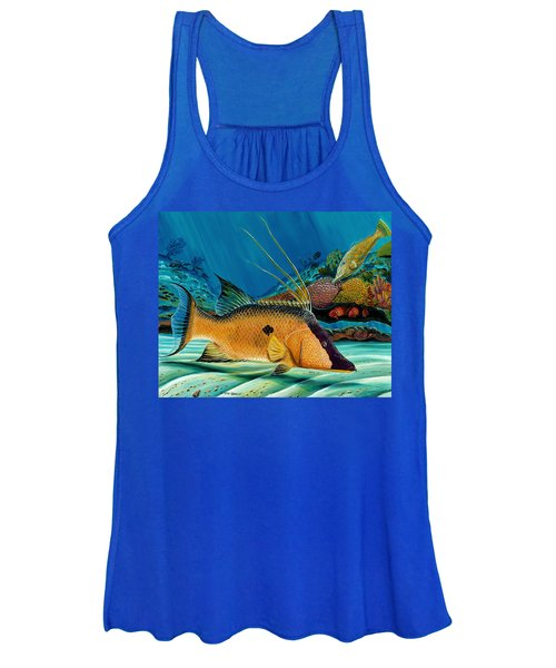 Hog And Filefish Women's Tank Top