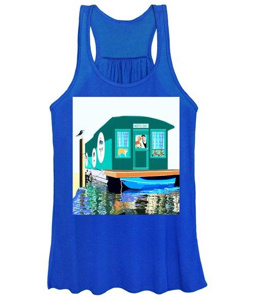 Houseboat Women's Tank Top