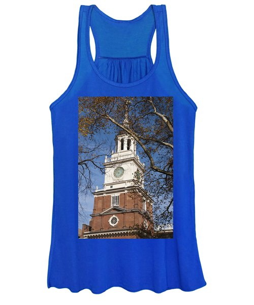 Independence Hall Women's Tank Top