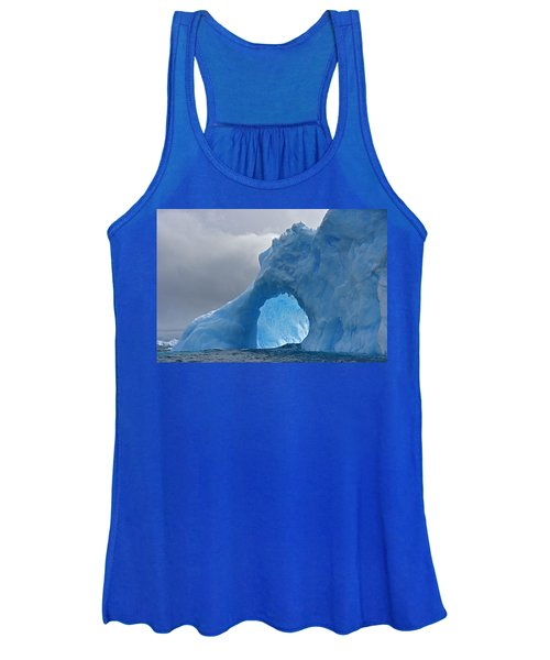 Inner Mounting Flame Women's Tank Top