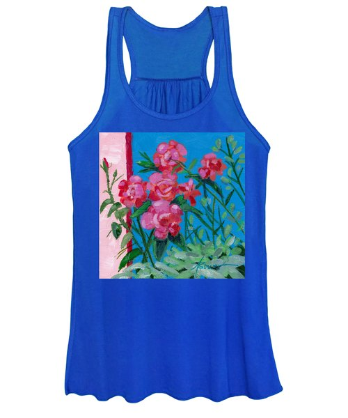 Ioannina Garden Women's Tank Top
