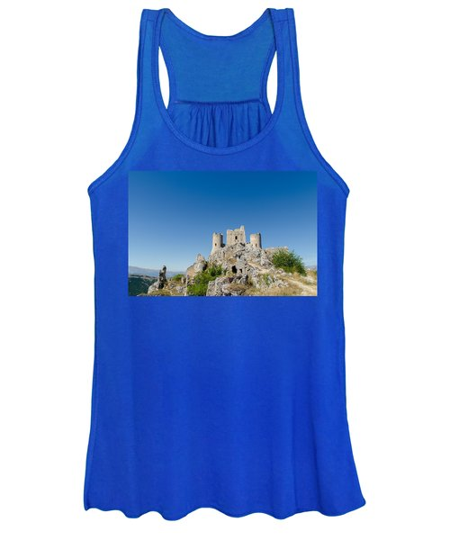 Italian Landscapes - Forgotten Ages Women's Tank Top