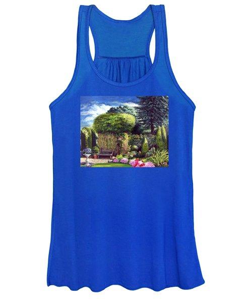 Joy's Garden Women's Tank Top