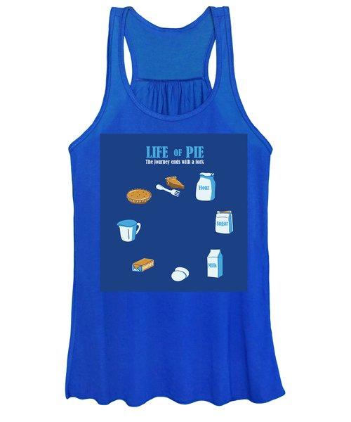 Life Of Pie Women's Tank Top