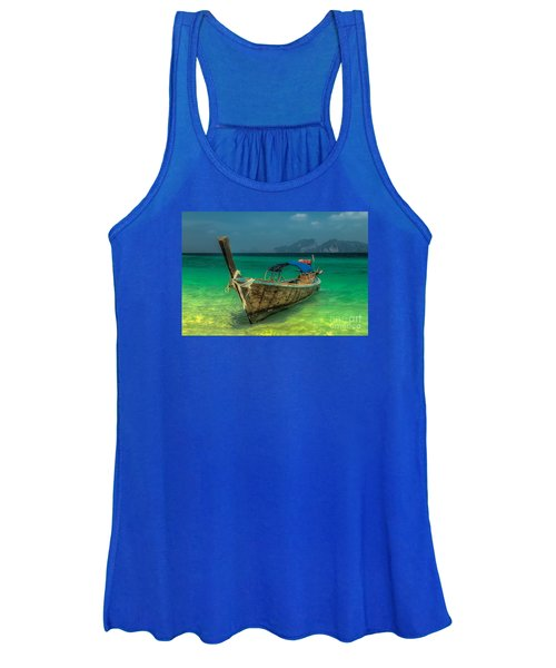 Longboat Women's Tank Top