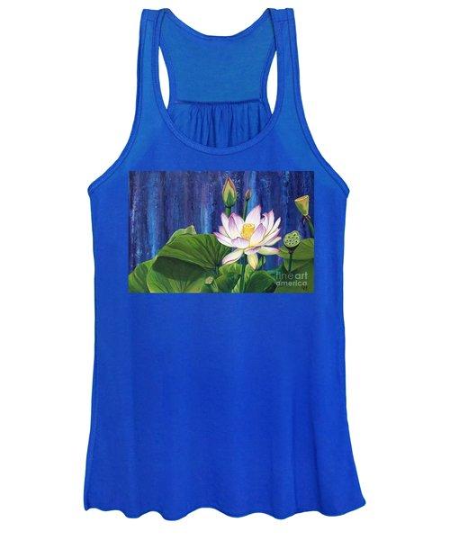 Lotus Dream  Women's Tank Top
