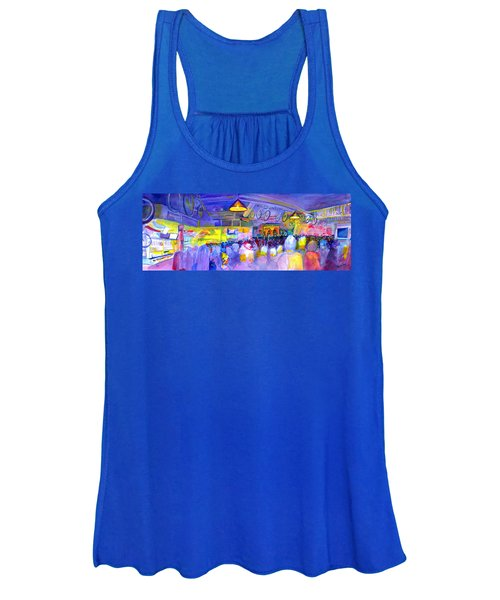 Mama Lenny And The Remedy At Road 34 Women's Tank Top