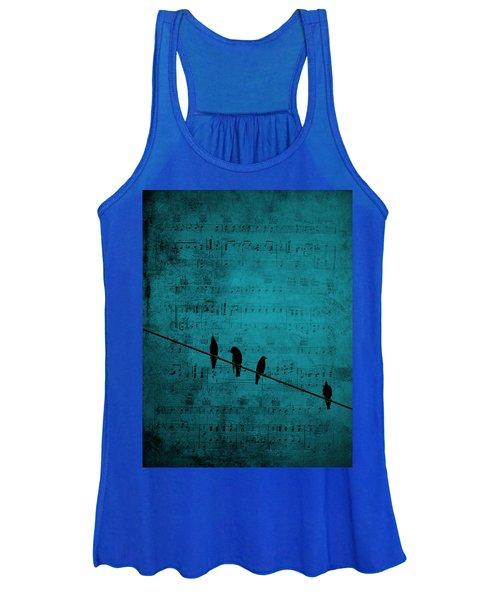 Music Soothes The Soul Women's Tank Top
