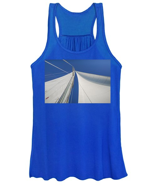 Obsession Sails 1 Women's Tank Top