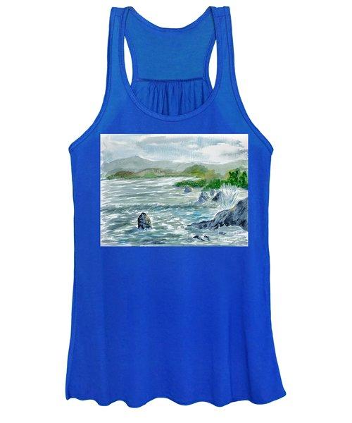 Ocean Spray Women's Tank Top