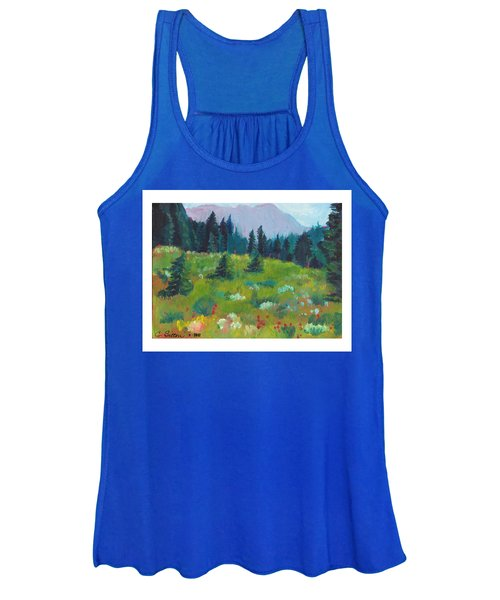 Off The Trail Women's Tank Top