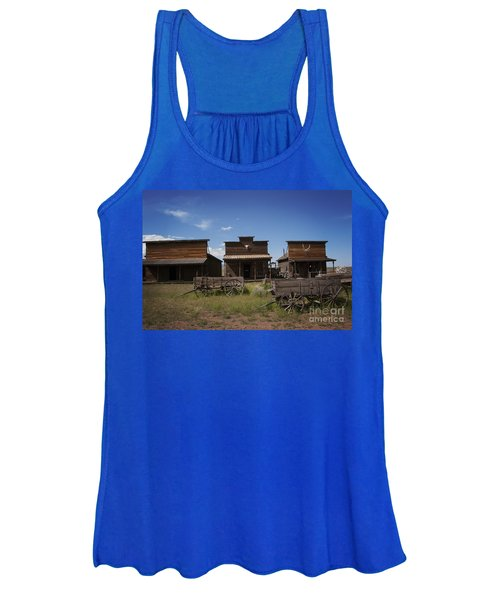 Old Trail Town Women's Tank Top