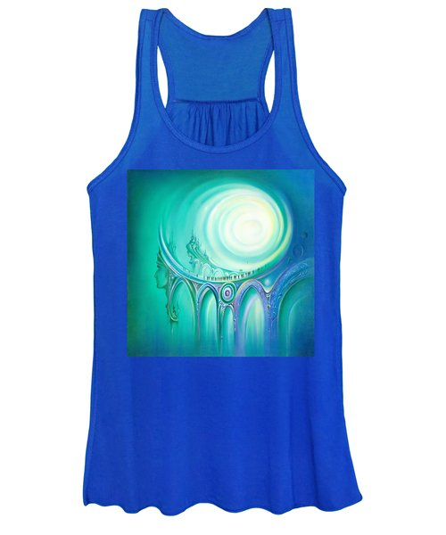 Parallel Ways Women's Tank Top