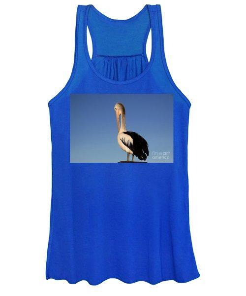 Pelican Alone Women's Tank Top