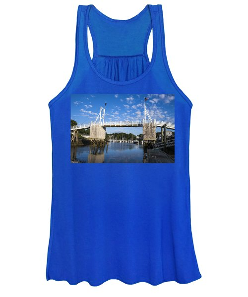 Perkins Cove - Maine Women's Tank Top