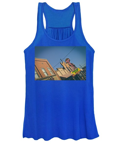 Plaza Theatre Women's Tank Top