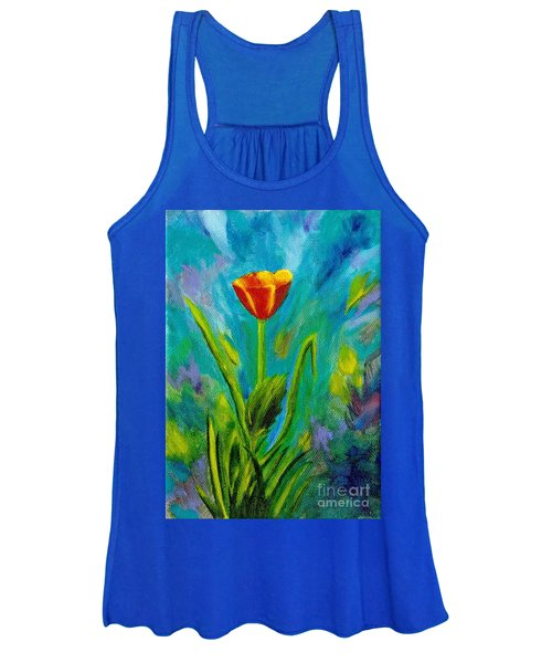 Poppy Women's Tank Top