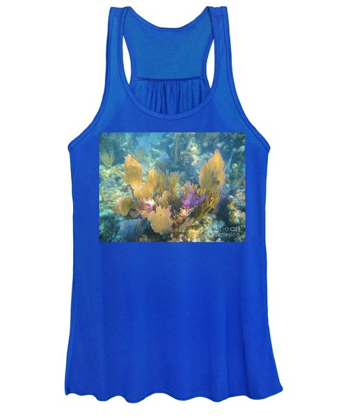 Rainbow Forest Women's Tank Top