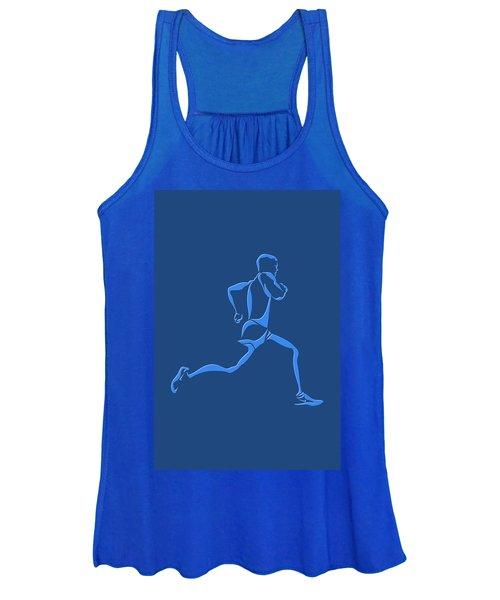 Running Runner15 Women's Tank Top