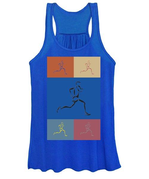 Running Runner2 Women's Tank Top