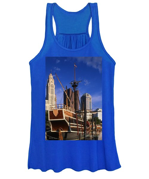 Santa Maria Replica Photo Women's Tank Top