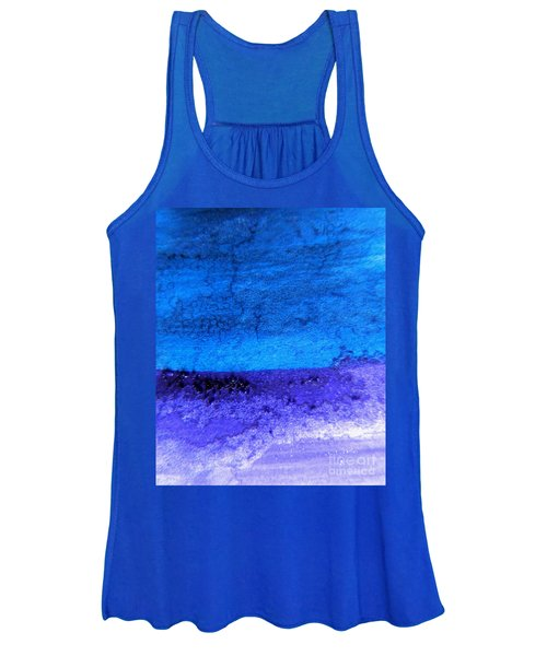 Something Blue Women's Tank Top