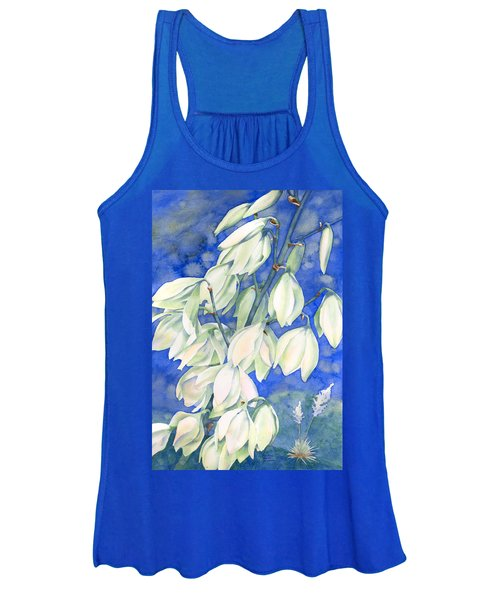 Springtime Splendor Women's Tank Top