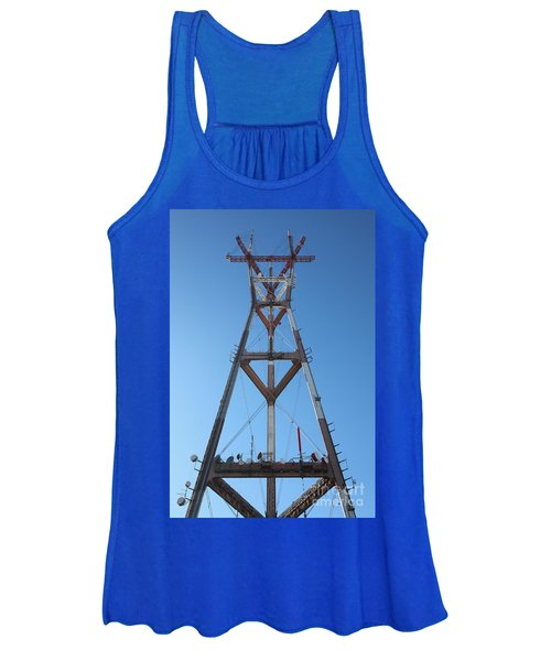 Sutro Tower San Francisco California 5d28079 Women's Tank Top