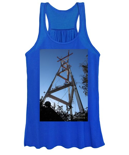 Sutro Tower San Francisco California 5d28088 Women's Tank Top