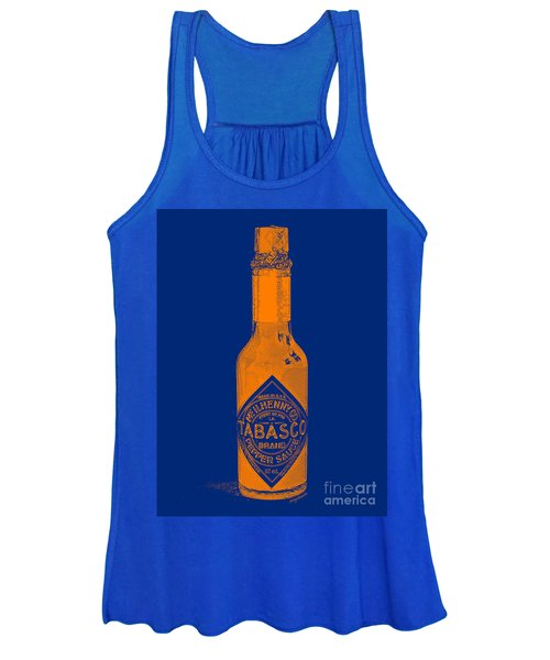 Tabasco Sauce 20130402grd2 Women's Tank Top