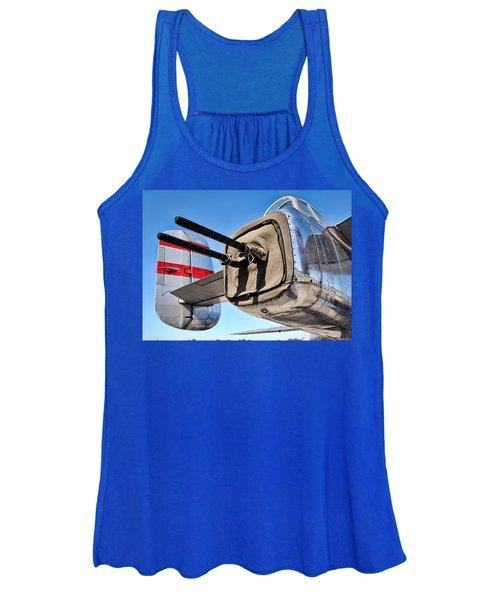 Tail Gunner Women's Tank Top