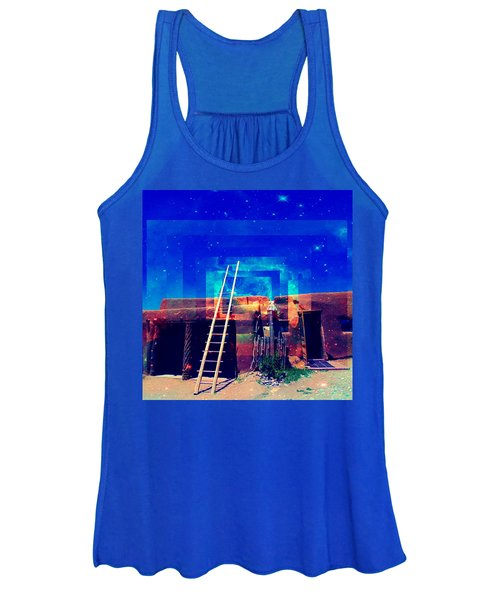 Taos Dreams Come True Women's Tank Top